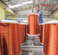 Eennameled-Copper-Wire